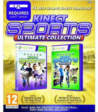 Buy Microsoft Kinect Sports Ultimate Collection Xbox 360 (Pre-owned) -  GameLoot