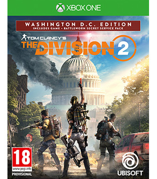 Tom Clancys The Division 2 Washington DC Edition Xbox One