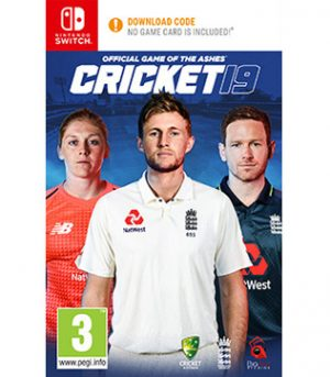 Cricket 19 Nintendo Switch
