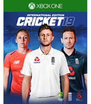 Cricket 19 International Edition Xbox One