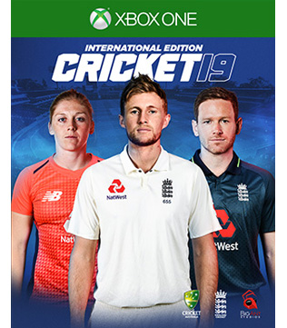 Cricket 19 International Edition Xbox One (Pre-owned)