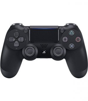 Official Sony Dualshock 4 Black V2 Wireless Controller