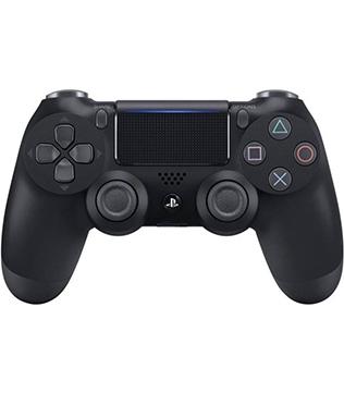 Official Sony Dualshock 4 Black V2 Wireless Controller