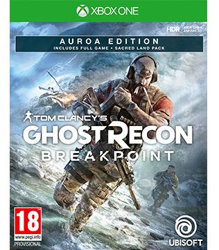 Tom Clancys Ghost Recon Breakpoint Auroa Edition Xbox One