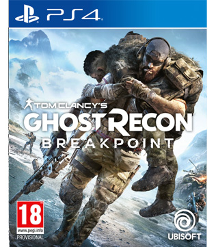 Tom Clancys Ghost Recon Breakpoint PS4 (Pre-owned)