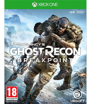 Tom Clancys Ghost Recon Breakpoint Xbox One (Pre-owned)